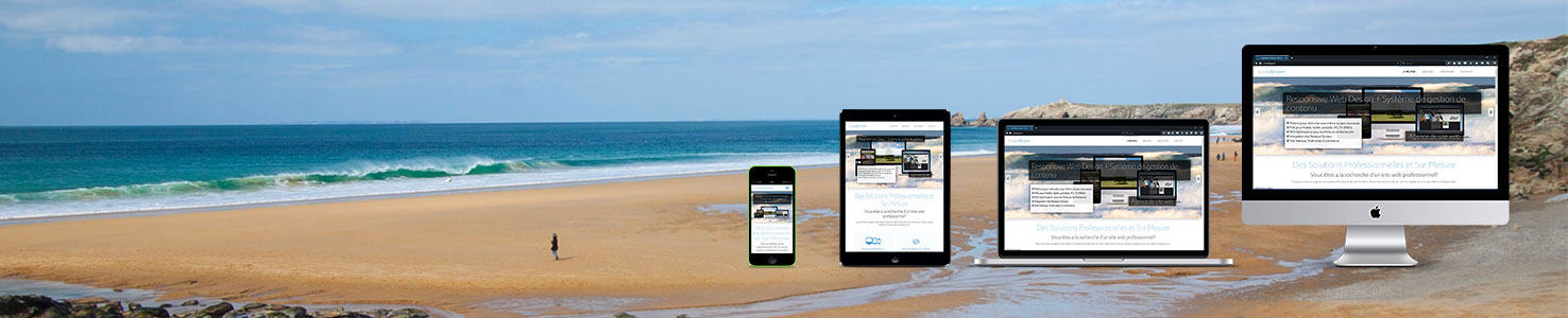 Codeshore.london - Responsive Web Design